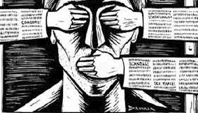 Censura i periodisme