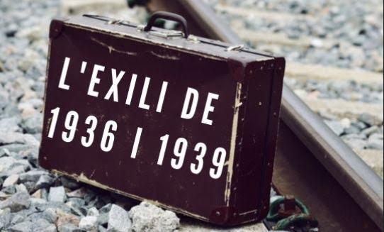 L'exili de 1936 i de 1939