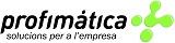 Profimática's website