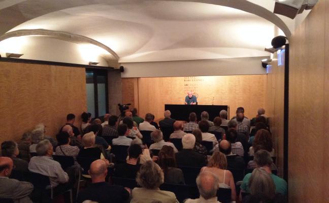 Conferència de Ramon Alcoberro