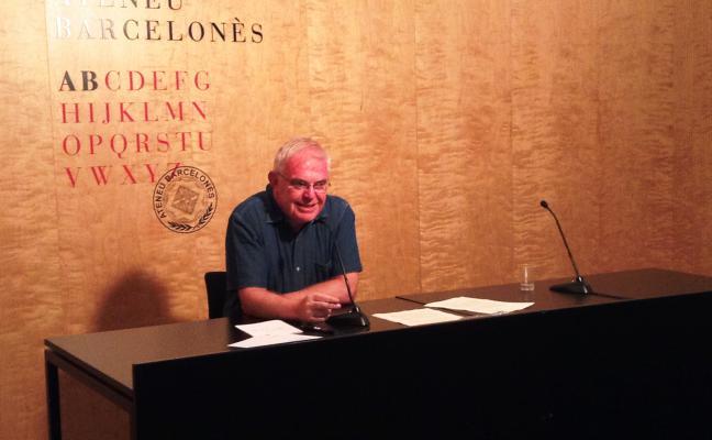 Ramon Alcoberro y Pericay a la sala Verdaguer