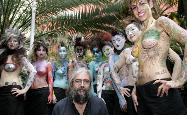 Models amb Joan Ignasi Ortuño