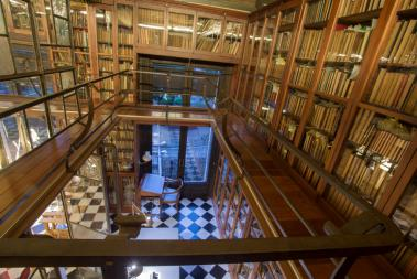 Biblioteques insòlites