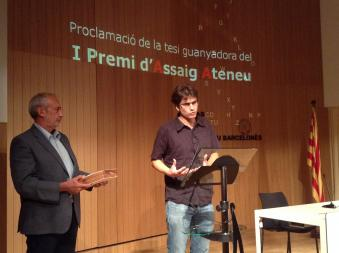 Premi Assaig Ateneu Albert Pala Lliure pensament