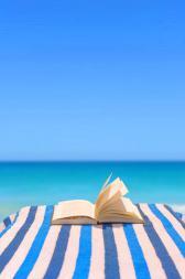 Mar, sol, platja i literatura