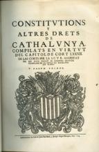 Constitucions Catalanes
