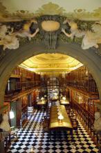 Biblioteca modernista