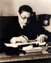 Joaquim Borralleras, promotor d'activitats literàries i artístiques