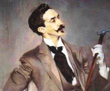 Retrat de Proust