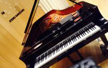 El nou piano de l'Ateneu Barcelonès